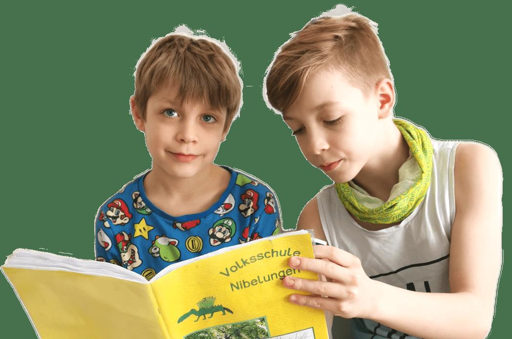 VS Nibelungen home-learning Corona-Maßnahme