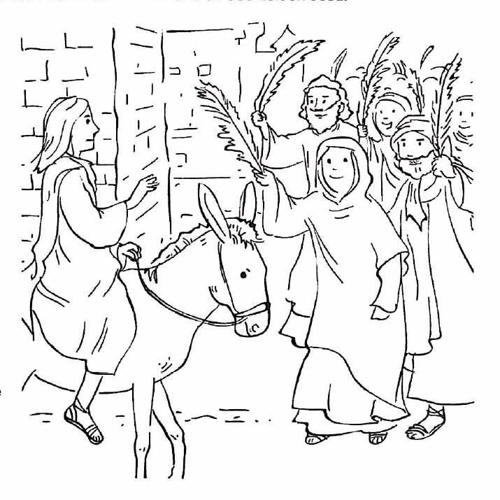 Religion: Palmsonntag Interessantes zum Osterfest